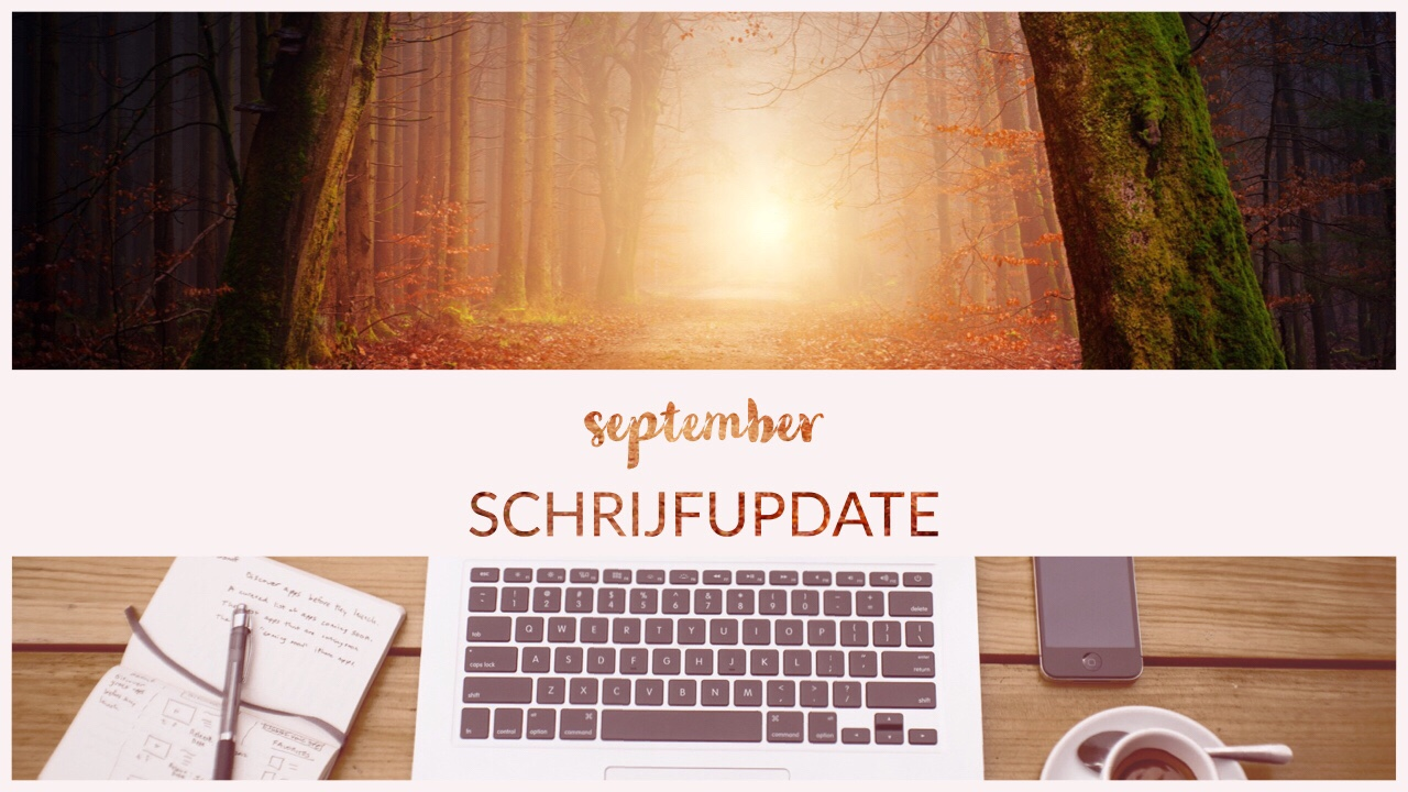 SEPTEMBER 2019 schrijfupdate: Insomnia + Nocturne + LET'S BE WICKED