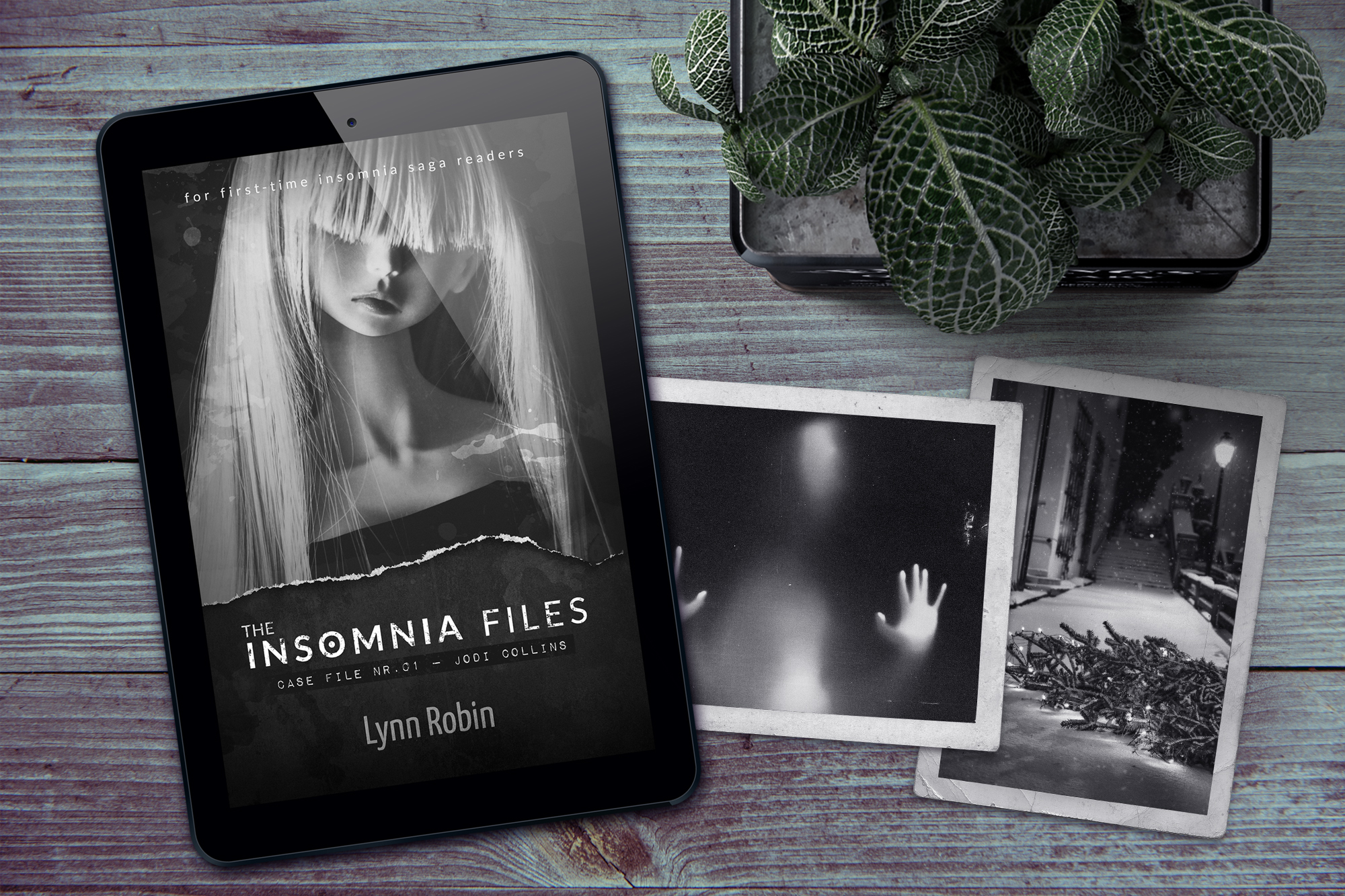 OUT NOW | FREE EBOOK: The Insomnia Files: FILE #1 JODI COLLINS (Insomnia Saga 0.1)