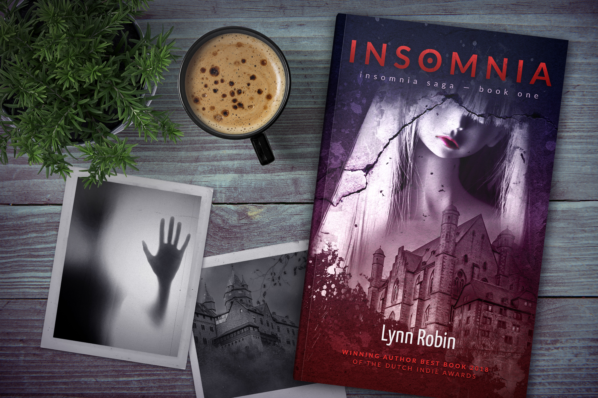 NEW RELEASE | OUT NOW: INSOMNIA (Insomnia Saga 1)