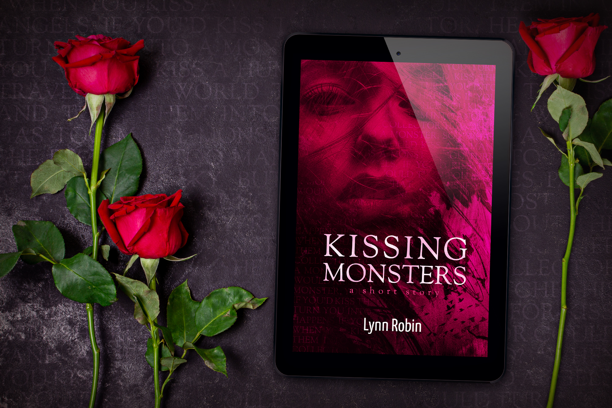 NEW RELEASE | OUT NOW: KISSING MONSTERS — free eBook!