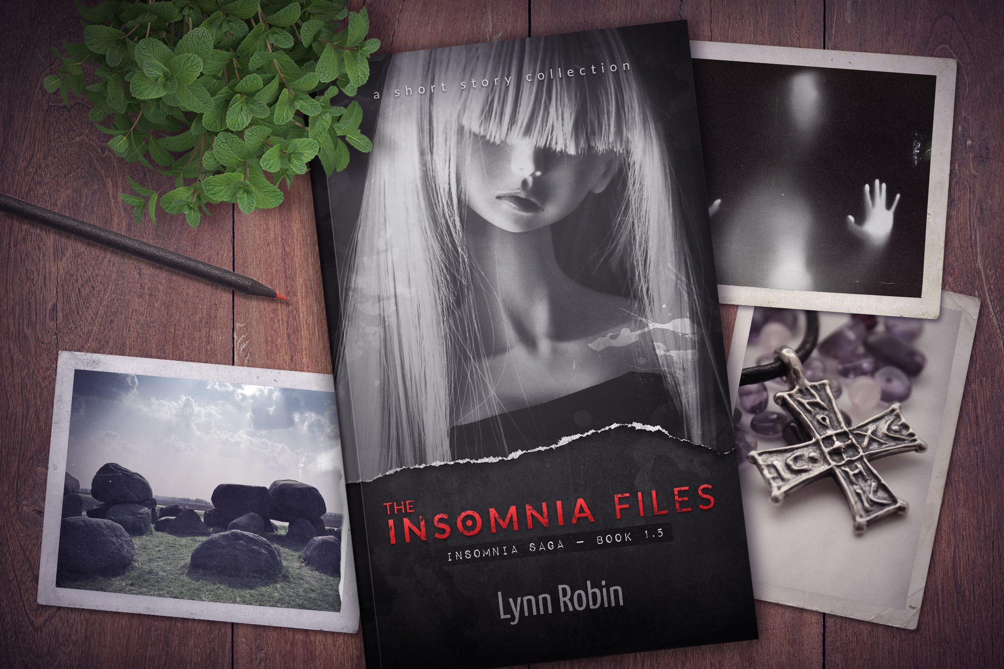 NEW RELEASE | OUT NOW: The Insomnia Files (Insomnia Saga 1.5) — eBook edition