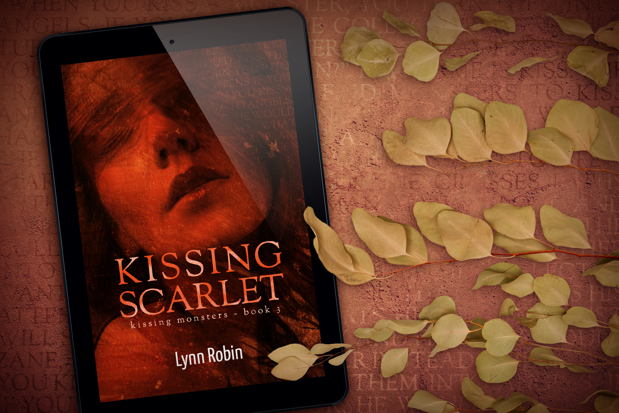 NEW RELEASE | OUT NOW: KISSING SCARLET (Kissing Monsters 3)
