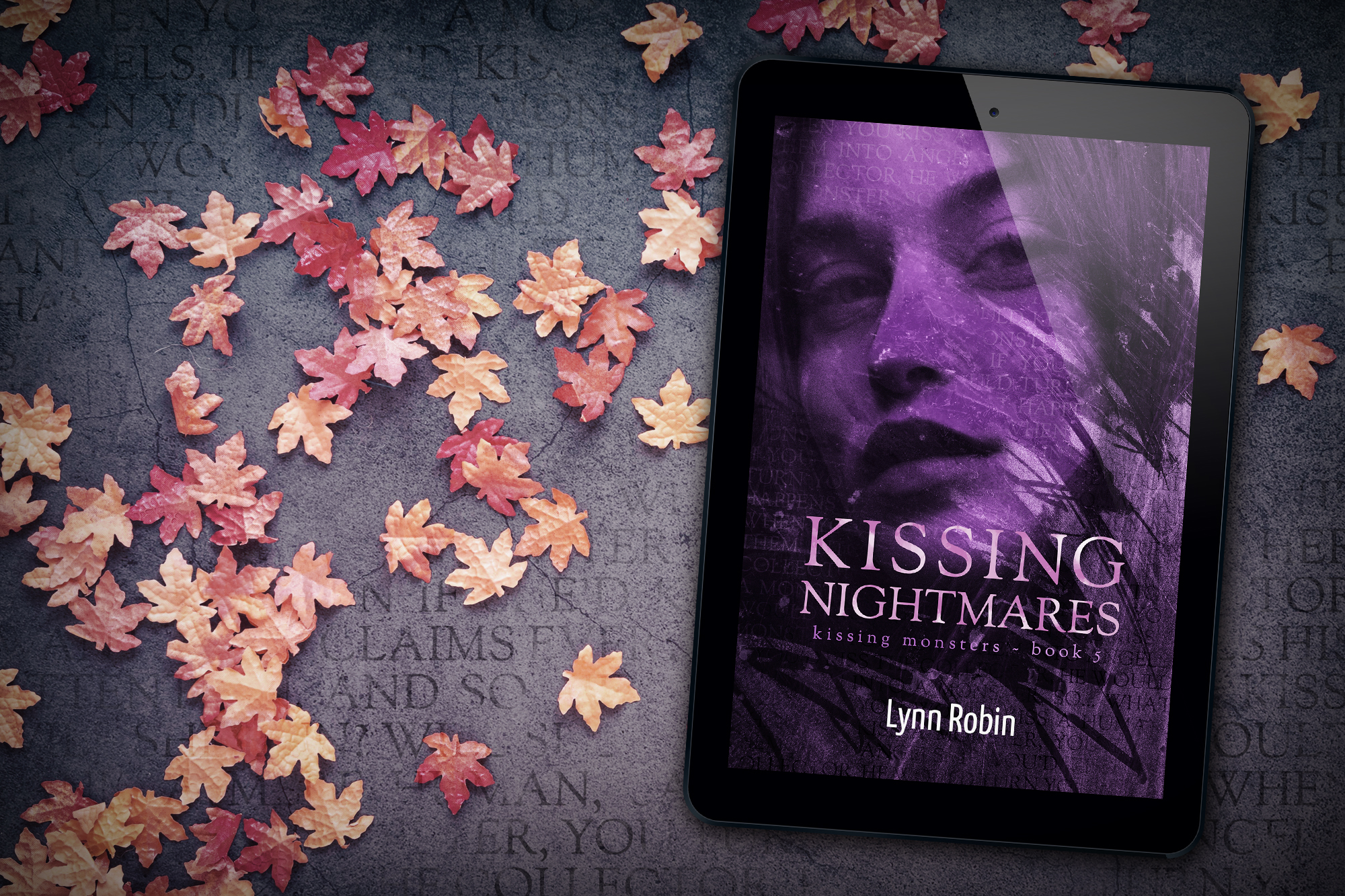 NEW RELEASE | OUT NOW: KISSING NIGHTMARES (Kissing Monsters 5)