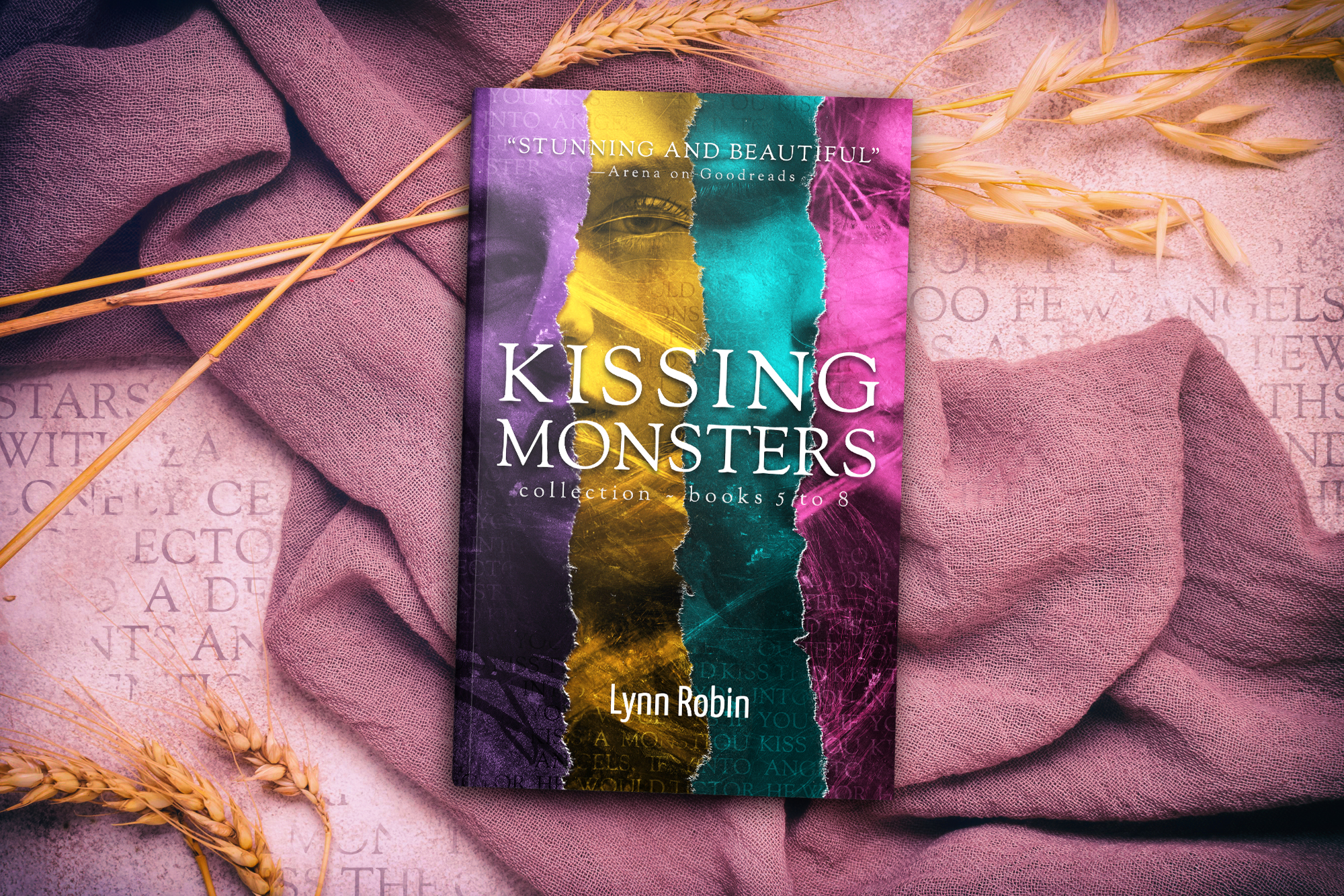 NEW RELEASE | OUT NOW: Kissing Monsters Collection #2 (Kissing Monsters 5—8)