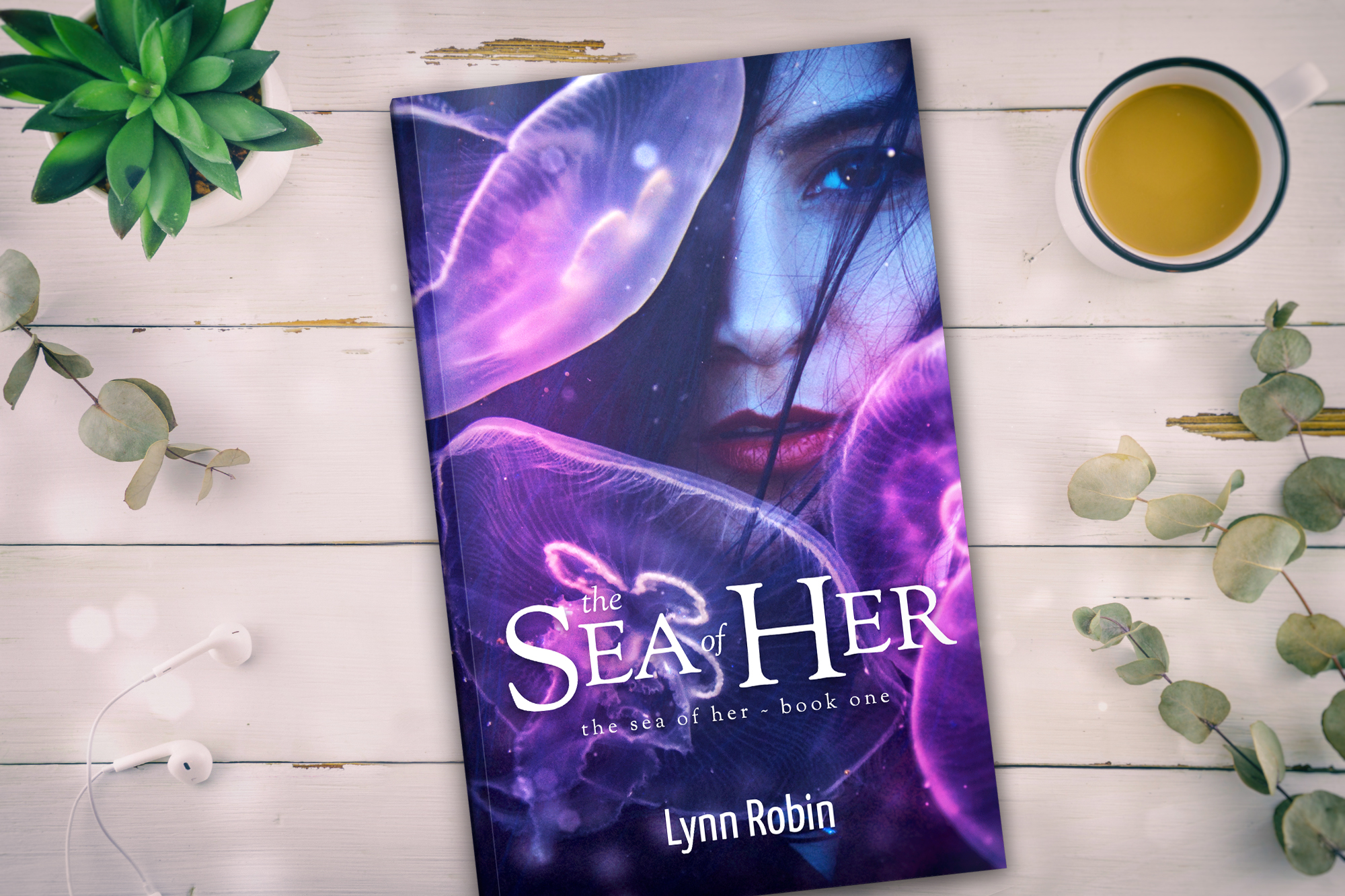 NEW PARANORMAL ROMANCE BOOK SERIES ALERT: revealing & introducing The Sea of Her