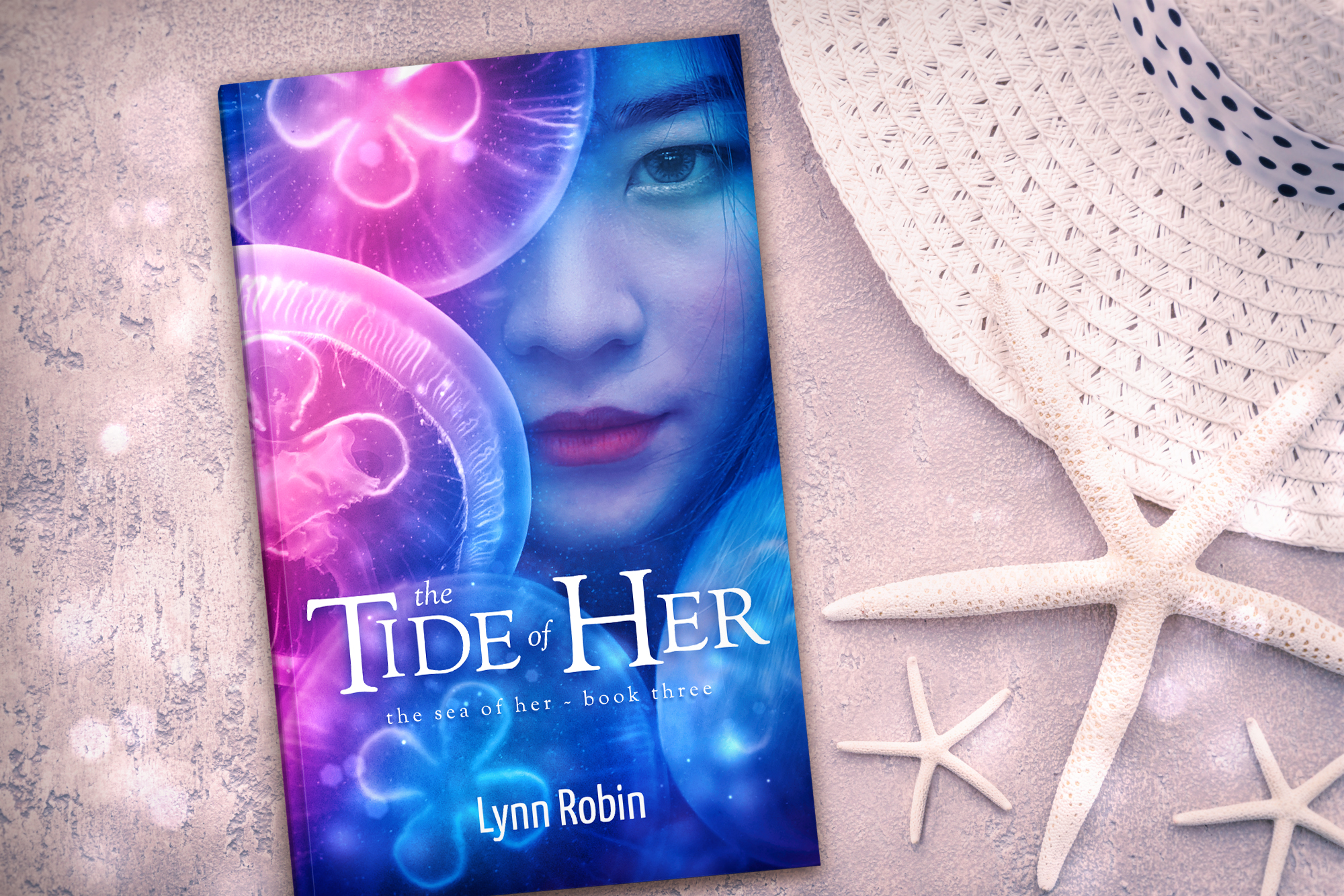 COVER REVEAL & BOOK RELEASE: The Sea of Her 3 and 4